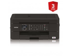 BROTHER MFC-J491DW Color Inkjet Multifunction Printer (BROMFCJ491DW)