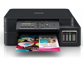 BROTHER MFP INKJET COLOR DCP-T310, P/C/S, A4, INK TANK, 12ipm mono & 6ipm, 6000×1200 dpi, 128MB, 2.500P/M, USB, 3YW.