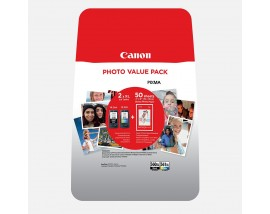 Canon Μελάνι Inkjet PG-560XL/CL-561XL + PHOTO PAPER (3712C004) (CANPG-560VP)