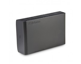 Verbatim Store 'n' Save 2TB External HDD USB 3.0 (Black, 3.5'') (47672)