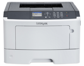LASER PRINTER LEXMARK MS510DN B/W