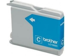 COMPATIBLE NEW Ink Brother LC-1000C Cyan,12ml CB1000C