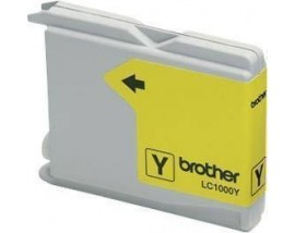 COMPATIBLE NEW Ink Brother LC-1000Y Yellow,12ml CB1000Y