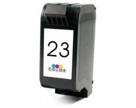 COMPATIBLE NEW Ink HP No 23 Tri-Color,30ml