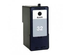 COMPATIBLE NEW No 32/34 Ink Lexmark 18CX032E Black, CL32/34B