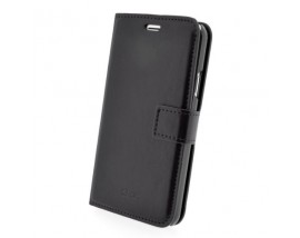 4-OK CASE WALLET WITH POCKET CARD FOR IPHONE 6 BLACK