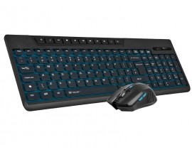 TRACER GAMING MOUSE & KEYBOARD SET ISLANDER RF