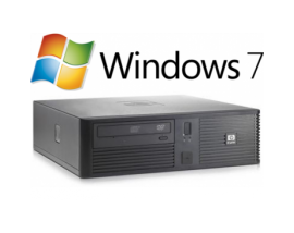 HP RP 5700 - SFF - H/Y  7500 - Core 2 Duo NEW(ΑΝΑΜΕΝΕΤΑΙ)