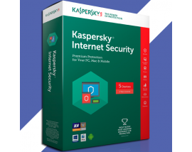 Kaspersky internet security ΕΛΛΗΝΙΚΟ multi-device (5 άδειες ,1 έτος)