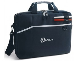 "LAMTECH BAG 600D 15.6"" LINED AND PADDED INTERIOR 400x300x80mm"