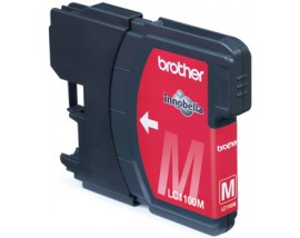 COMPATIBLE NEW Ink Brother LC-1100M Magenta,10.6ml CB1100M