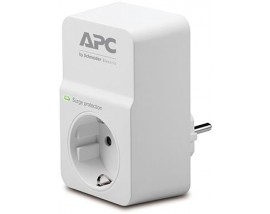 APC PM1W-GR SURGEARREST 1 OUTLET 230V WHITE