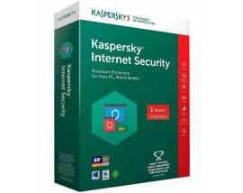 Kaspersky internet security  ΕΛΛΗΝΙΚΟ multi-device (1 άδεια ,1 έτος)