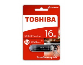 TOSHIBA USB 3.0 16GB FLASH DRIVE READ SPEED 70MB/S