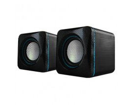 AUDIOBOX U-CUBE USB POWERED 2.O SPEAKERS B. TURQUILA