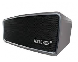 AUDIOBOX BLUETOOTH PORTABLE SPEAKER METAL GUN