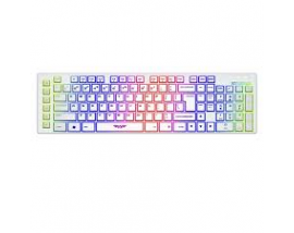 ARMAGGEDDON GAMING KEYBOARD SWIFTSTALKER AK333s WHITE