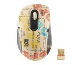 G-CUBE Wireless Optical Mouse 796378