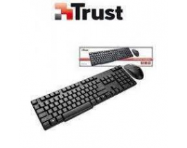 TRUST Wireless keyboard and mouse
