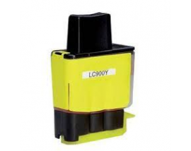 COMPATIBLE NEW Ink Brother LC-900Y Yellow,12ml CB900Y